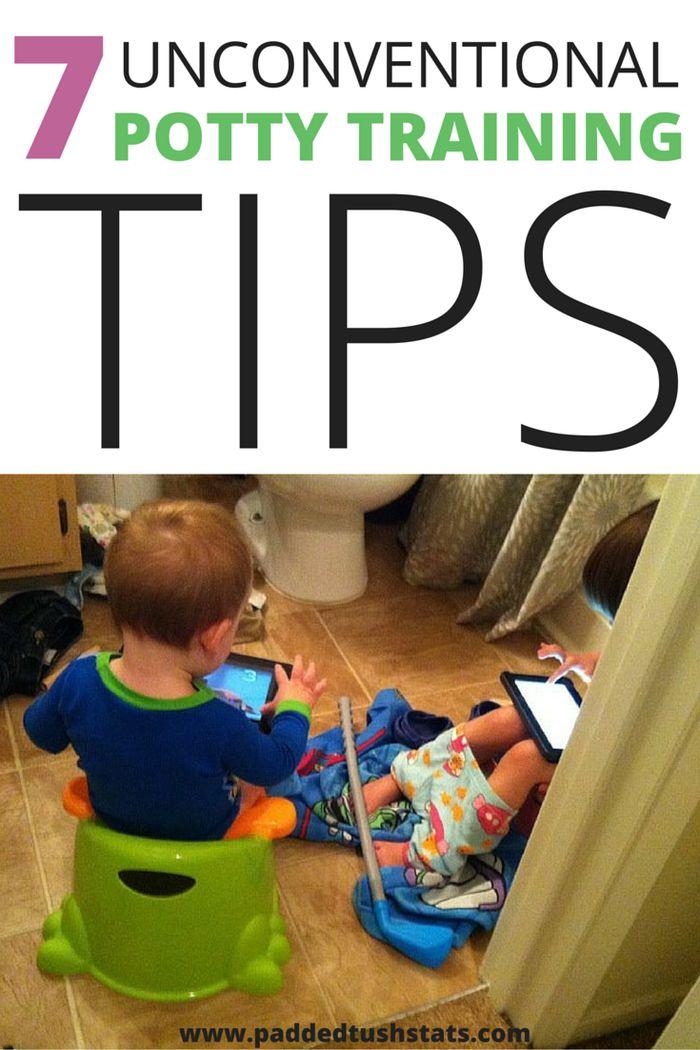 7 Unconventional Potty Training Tips Potty Training