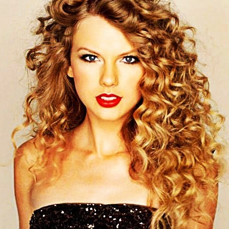10 Something that you miss about Taylor Swift: Curls, like her straight hair, but love her curly hair!