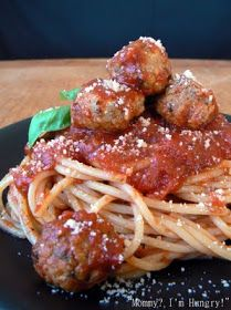 Best Ever Meatballs-I made these tonight and they were so fabulous! I only used ground beef and added 1/4 cup Italian bread crumbs.
