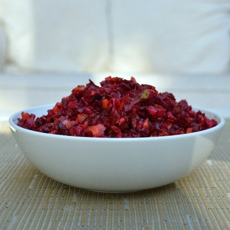Thermomix Beetroot Salad