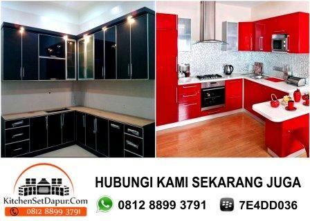 Kitchen Set Minimalis Depok Hub 0812 8899 3791: Jasa Pembuatan Kitchen Set Minimalis Depok