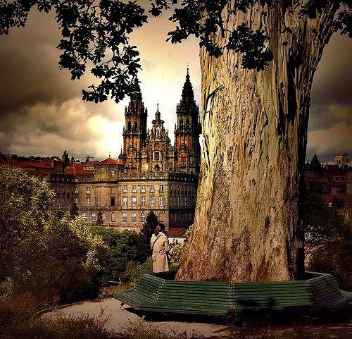 Santiago de Compostela, Camino de Santiago, Galicia, Spain