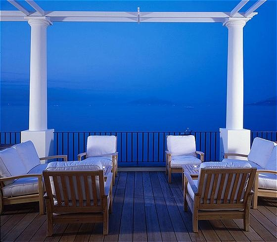 Jk palace hotel, capri, fly me there now!