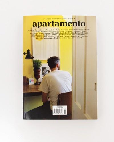 Apartamento No. 9  http://www.apartamentomagazine.com