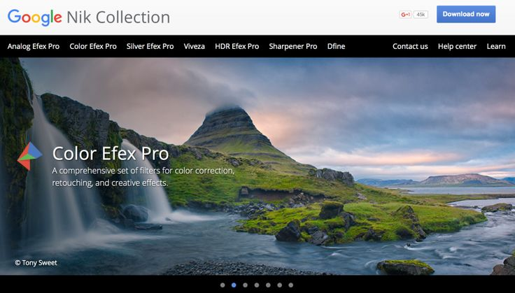 Google Just Made $150 of Great Photography Software Totally Free - Nik is the German company behind popular mobile app Snapseed and a bunch of fantastic plugins for Adobe Photoshop and Lightroom. The company was bought in 2012 by Google and all of its plugins have just been made free.