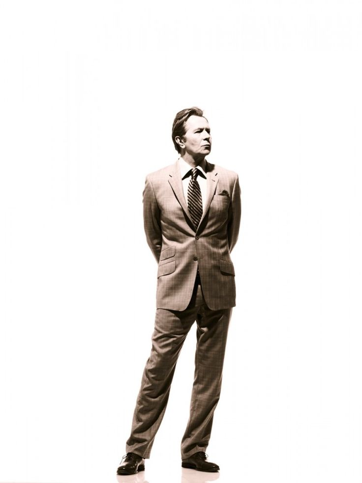 """""""What other people think of me is none of my business."""" - Gary Oldman #TimothyWhiteArchive"""