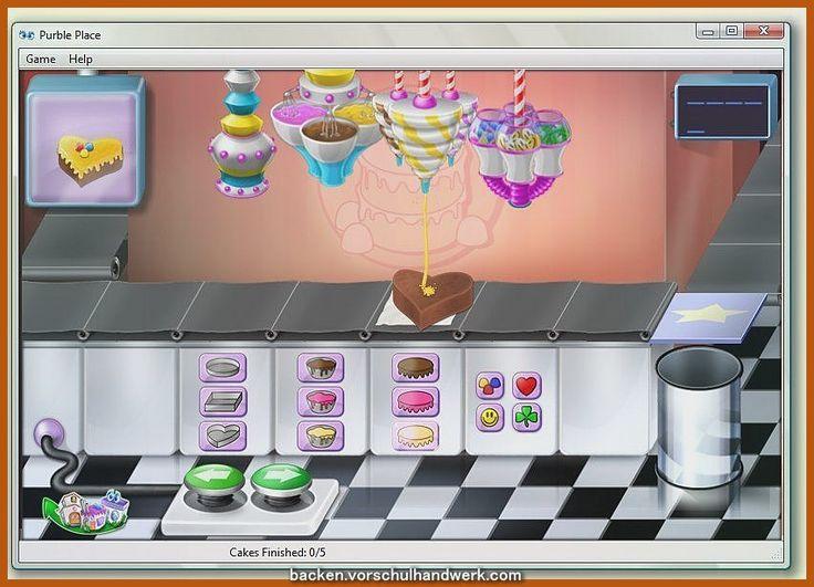 Kuchen Backen Spiel