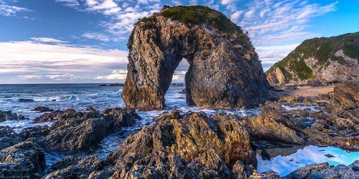 Horsehead Rock, Bermagui, Australia