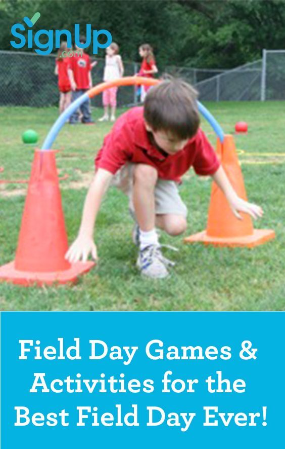 Field Day Games & Activities for the Best Field Day Ever!
