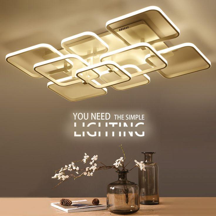 Best 20 Led Ceiling Light Fixtures Ideas On Pinterest