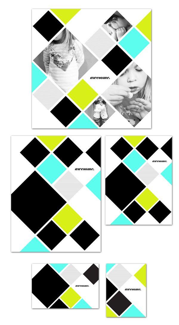Fantastic template - Spencer's Diamond Digital Template
