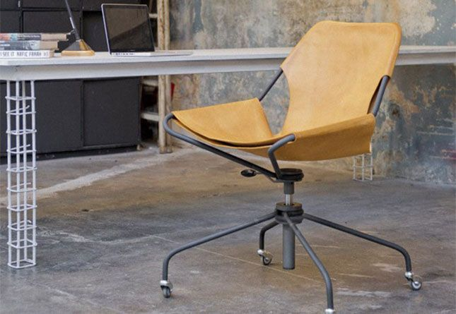 Paulistano Office Chair By Objekto | Hub Furniture Lighting Living