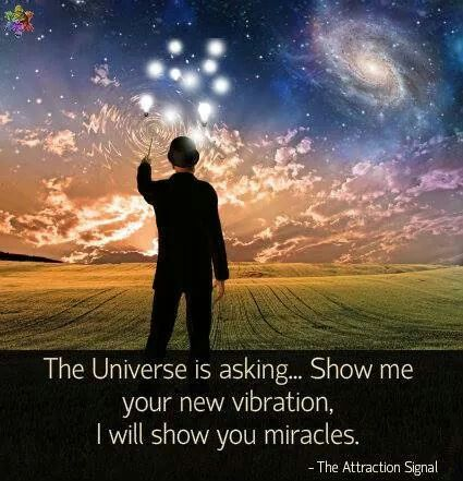 Quantum Physics--yes, the more I practice manifesting this way (deliberately and joyously and with ease) the more it works!