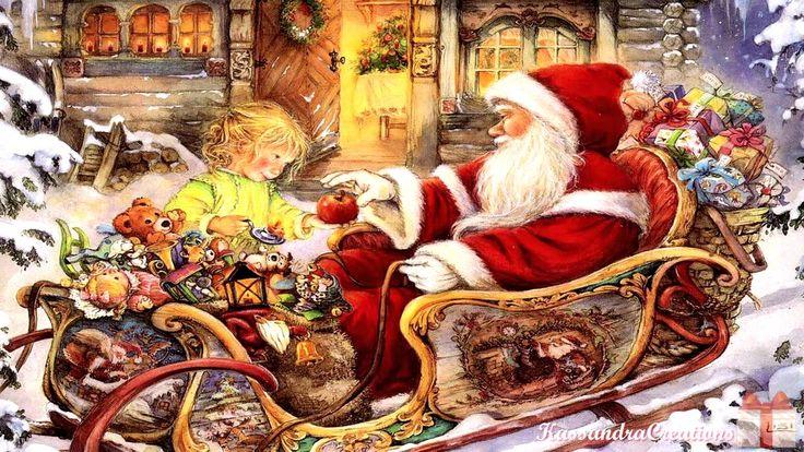 ~*♥*Ernesto Cortazar - Christmas Stockings♥*~* (Beautiful Christmas Inst...