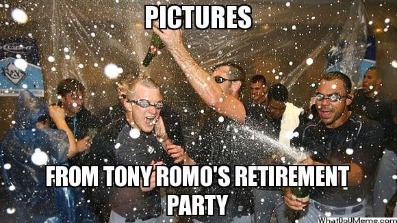 Tony Romo | NFL Memes, Sports Memes, Funny Memes, Football Memes, NFL Humor, Funny Sports