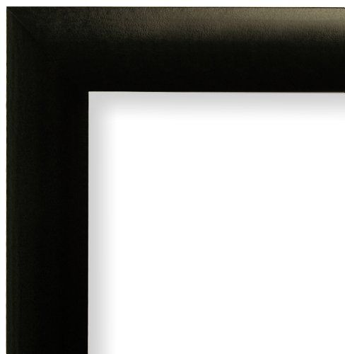24x36 picture frame poster frame 1 wide matte black 24x36 n1wb3