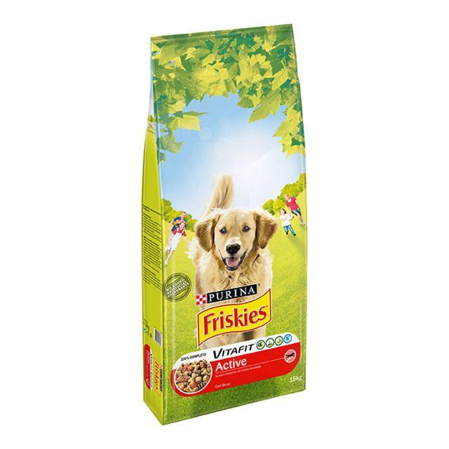 Purina Friskies Pienso Para Perros Adultos Pequenos Medianos Y