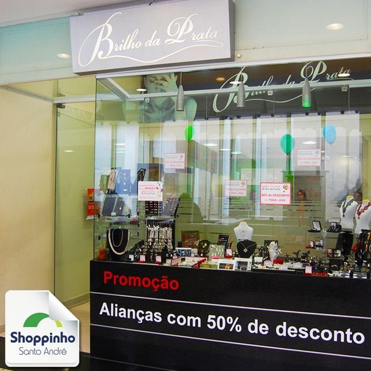 Acessórios são tudo na vida de uma mulher!   #BrilhodaPrata #ShoppinhoSantoAndré #Bijuterias #Love