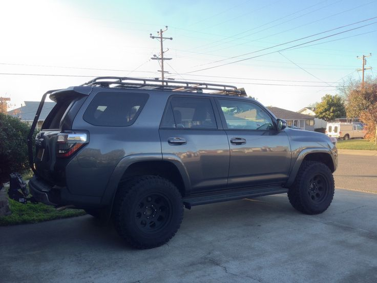 2014 4runner Te With Drabbits Roof Rack Jared S