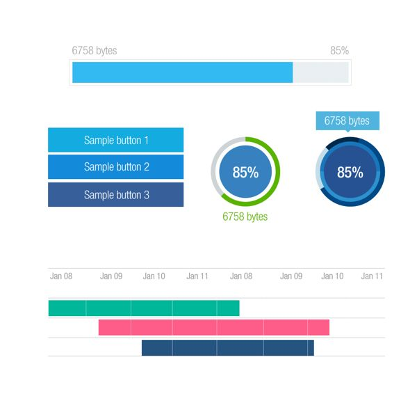 Best Schedule Time Line Images On   Charts Gantt