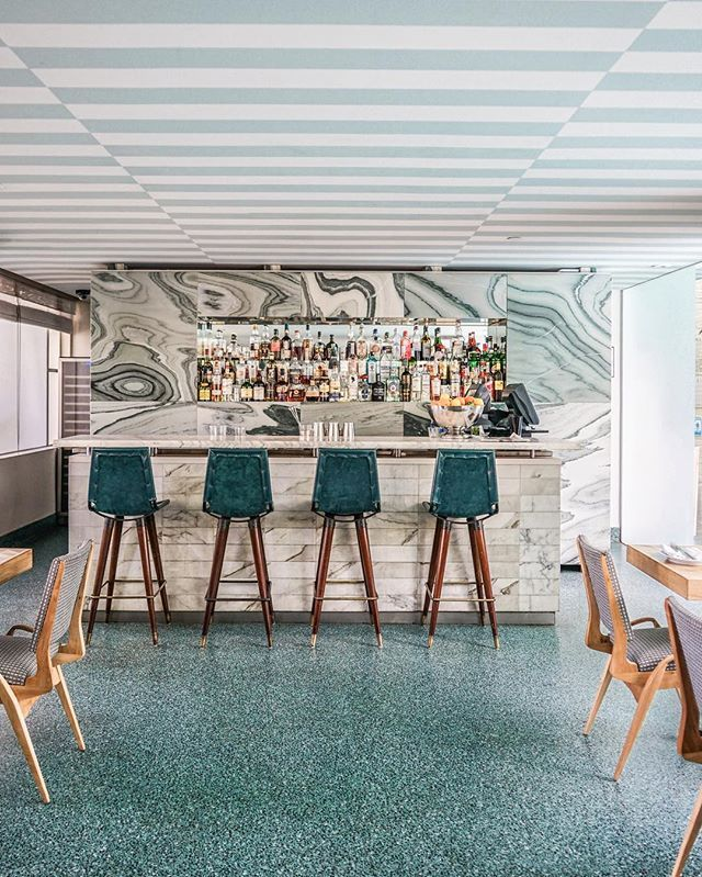 Avalon Hotel in Beverly Hills by @zioandsons