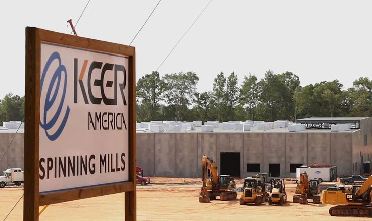 Newsela   Lost textile jobs returning to Carolinas