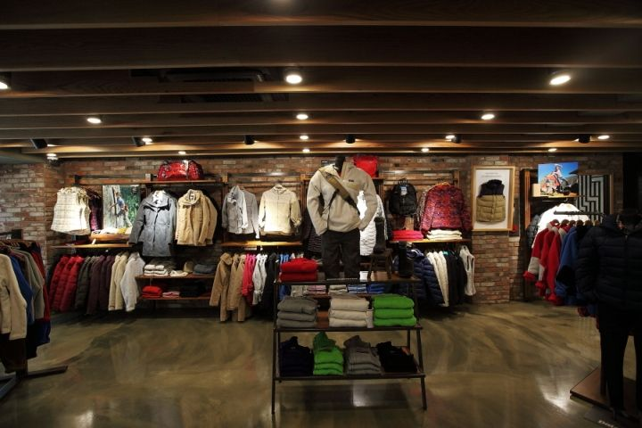 Patagonia store by DesignAD4M+SYSP, Seoul   South Korea