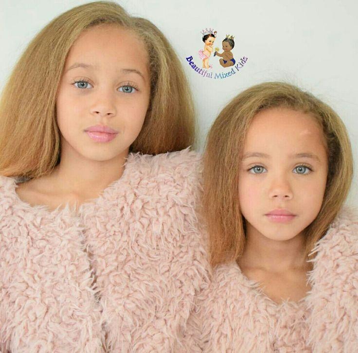 Ilyza - 8 Years & Djanoa - 6 Years • Surinam & Dutch ❤❤