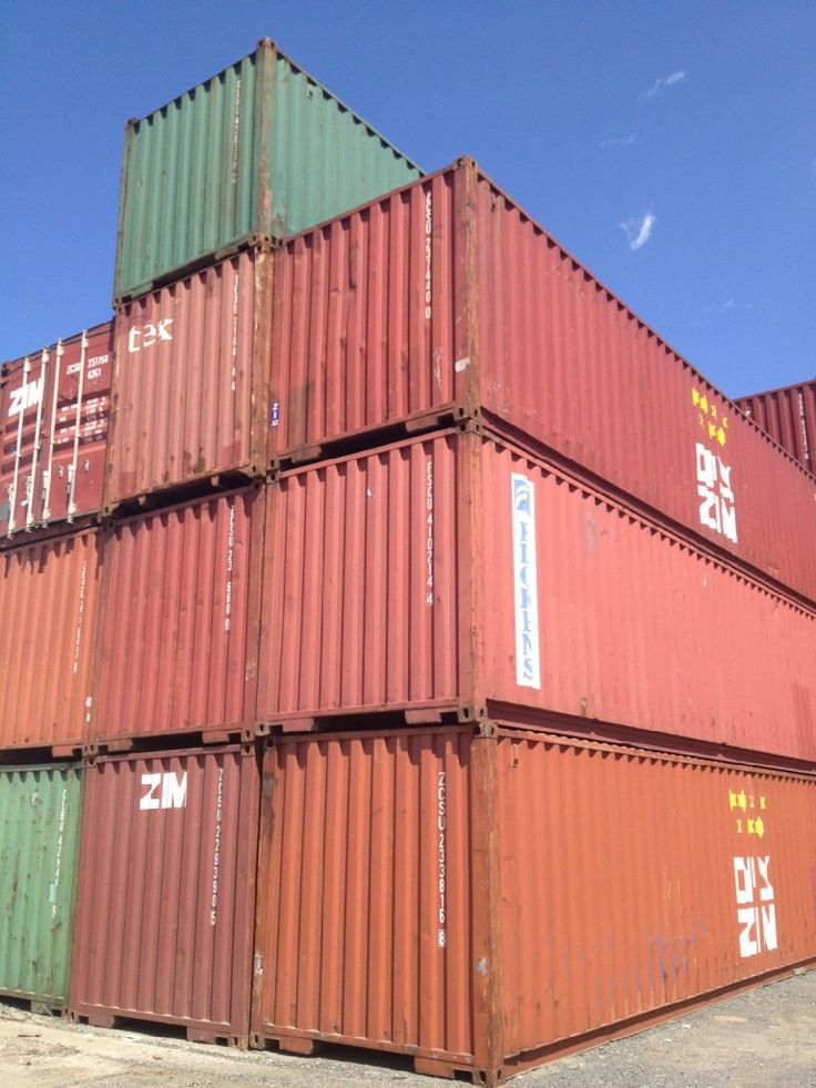 $1700, 40' HC Shipping Containers for Sale in Los Angeles.