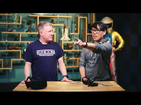 Norm and Jeremy review Brass Tactics, a real-time strategy game made specifically for virtual reality. What can VR add to the RTS genre? Plus, we talk about the physics of ping pong in VR with Eleven: Table Tennis! Shot by Gunther Kirsch edited by Norman Chan Subscribe for more videos!...