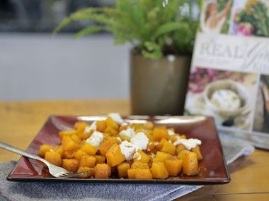 Haylie Duff's Real Girl's Kitchen - Butternut Squash Recipe | Everywhere - DailyCandy