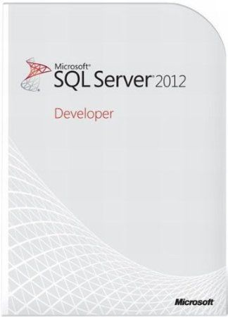 Data Management and Business Intelligence Software Inclusive of SQL Server 2012 Enterprise features but licensed for development, testing, and demonstration use only.  Price: $41.24 ($59.95)