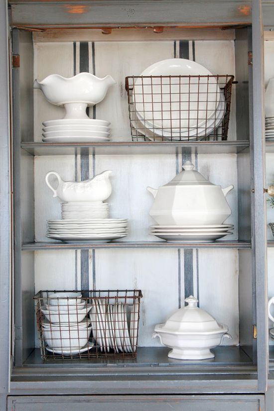 Organize This: China Cabinet
