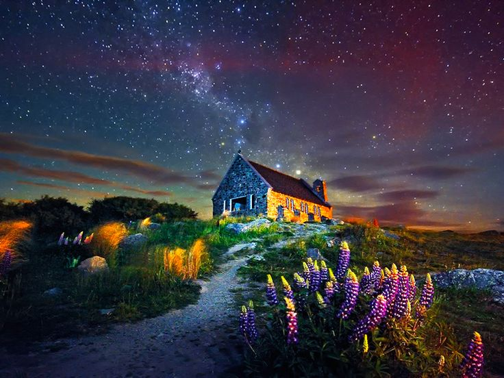 知っていますか!? 今、星空を世界遺産にしようと 活動している国があります。 それがニュージーランド!! 世界で一番綺麗だと言われています。 それだけでも 絶対観てみたい!! と、思いますが それだけじゃない!! 自然のアクティビティも豊富で 日本では味わえない非日常に 癒されること間違いなしです。 そんな魅力いっぱいの ニュージーランドの世界に 浸ってください♡♡