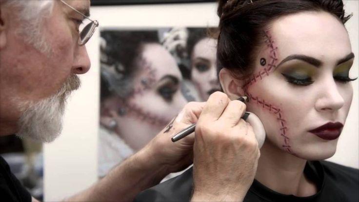 [맥 할로윈 메이크업 2탄] Rick Baker가 공개하는 할로윈 메이크업 '유령신부' 하우투