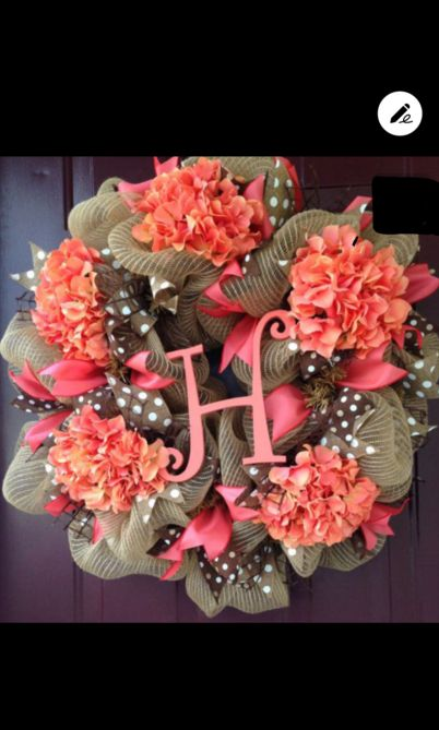 Custom Handmade Floral Sp... - TessaMaesCreations   Scott's Marketplace