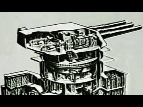 "Battleship Guns: ""16 Inch Gun & Turret"" 1955 US Navy Training Film for Iowa Class Battleships - YouTube"