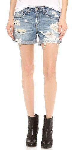 Rag & Bone/JEAN The Boyfriend Shorts   SHOPBOP $200