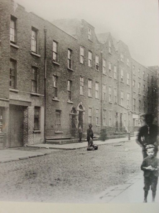 BISHOP STREET DUBLIN 8 IN THE 19TH CENTURY