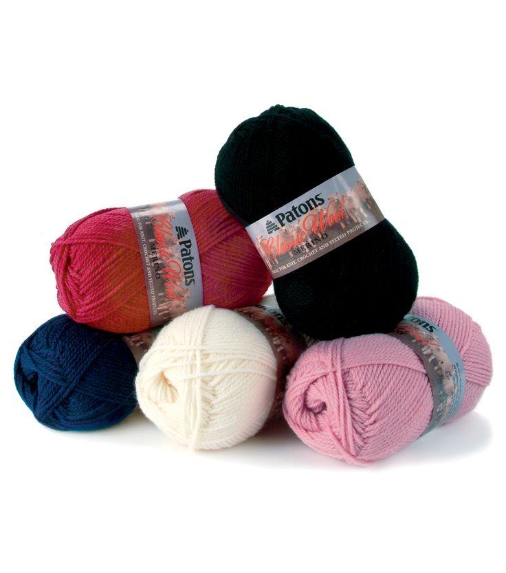 Patons Classic Wool Yarnnull