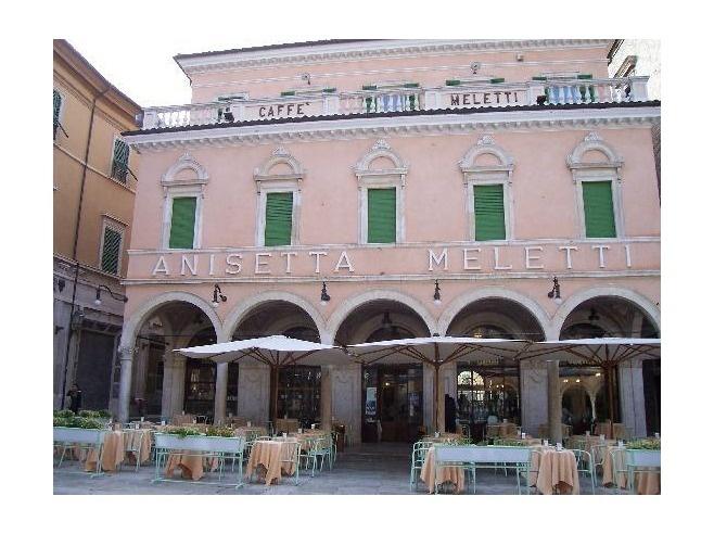 Historisk og meget charmerende café fra 1906 i Ascoli Piceno.