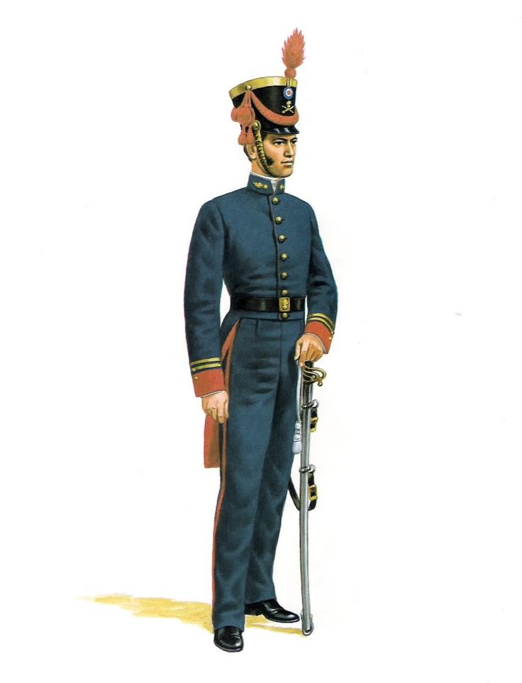 Oficial de Artilleria (1827)