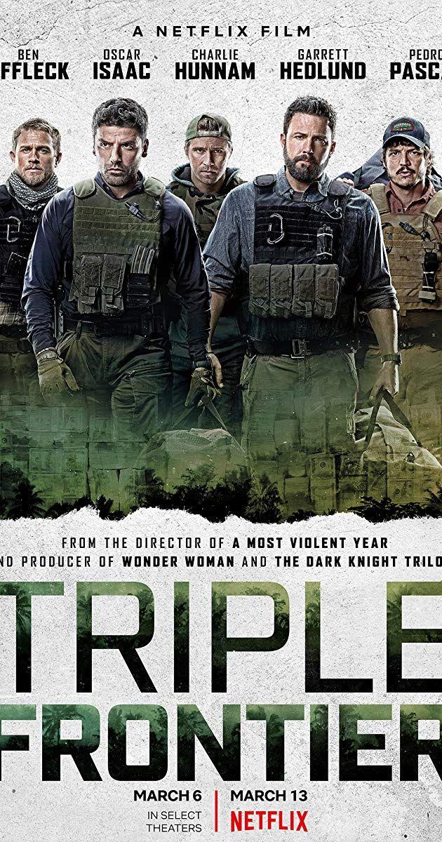 Triple Frontier (2019) Action Adventure Crime Drama Thriller