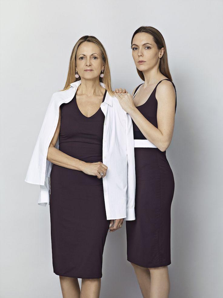 Elise Gug: Nilo dress/9196, Superlight shirt/240 Emilie Gug: Nilo dress/9204