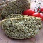Pane di spinaci e ricotta