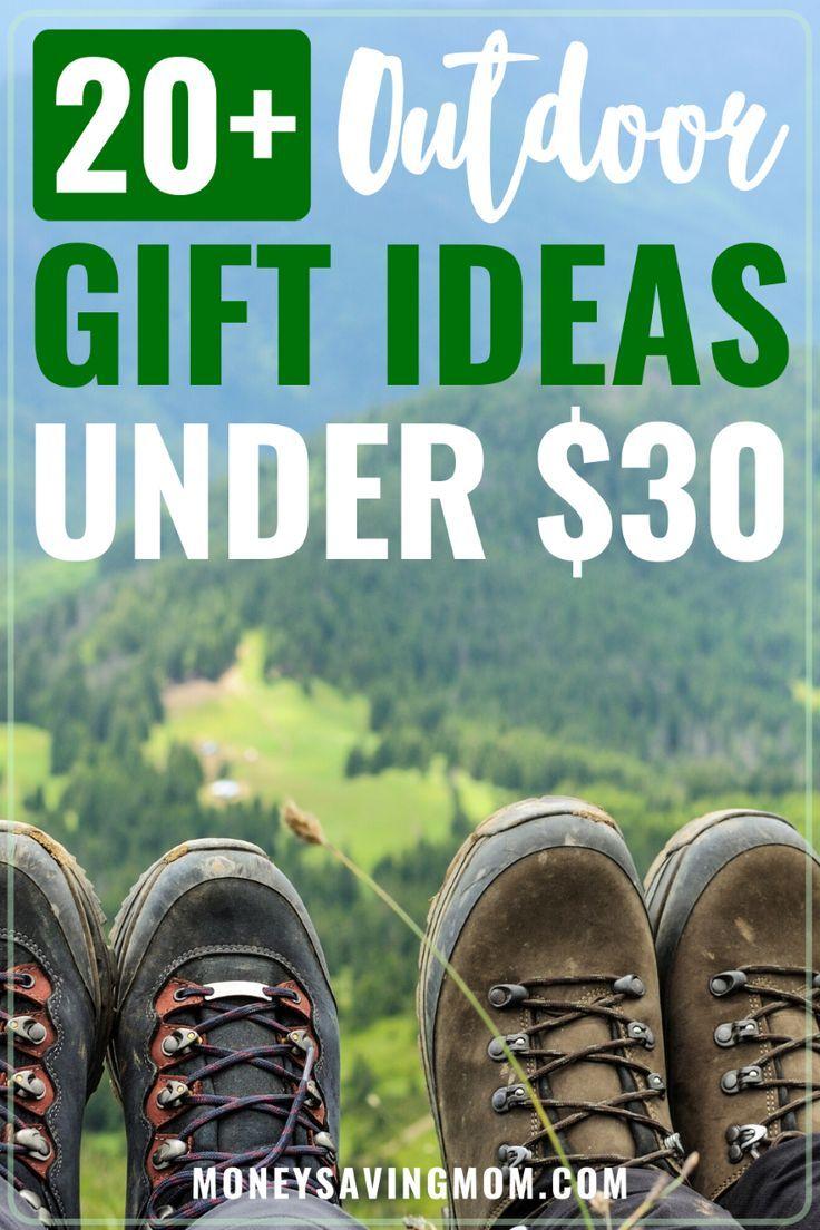 20 Outdoor Gifts For Adventurers Under 30 Money Saving Mom Backpacking Gifts Outdoor Gift Outdoorsy Gifts