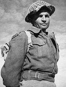 Capt. Charles Upham VC. This New Zealand Soldier earned two Victoria Crosses in World War II.