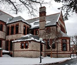 # 30 President Calvin Coolidge Library   Northampton MA