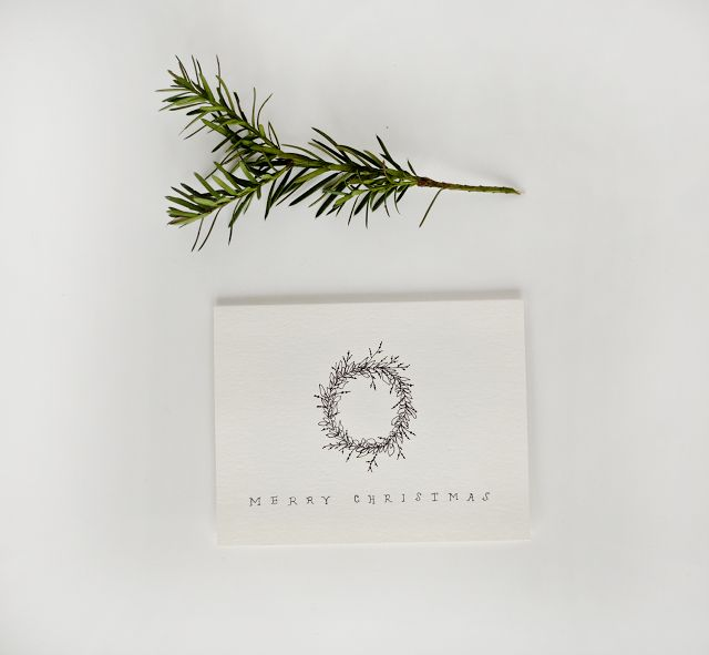 redemption story, the blog.: 'Tis the season (for DIY cards)