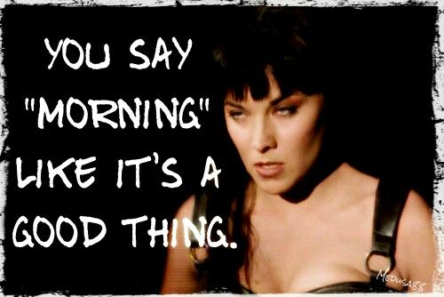 Good Morning Answer : Best images about xena warrior princess on pinterest